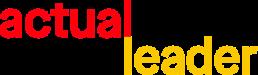 Logo Actual Leader